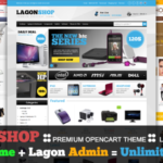 100+ Best Selling Responsive OpenCart E-Commerce Themes