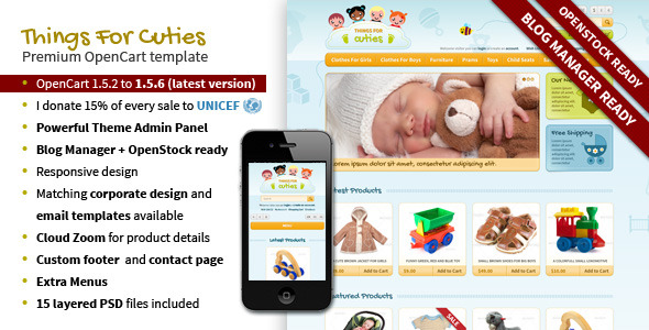 ThingsforCuties Baby Template