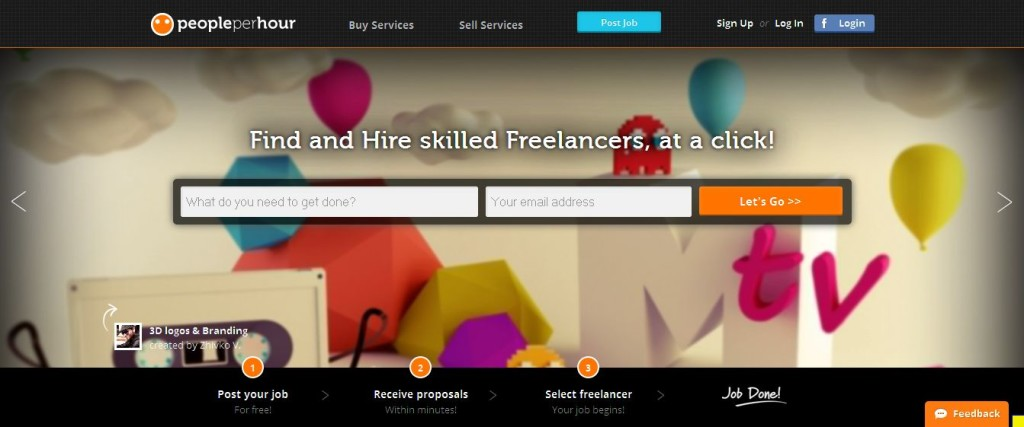 Find Jobs and Hire skilled Freelancers,PeoplePerHour com