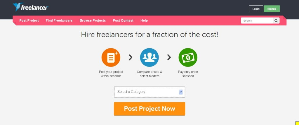 Hire Freelancers Find Freelance Jobs Online