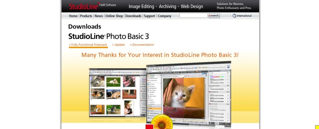 StudioLine Digital Photo Album with Image Editing and Sharing