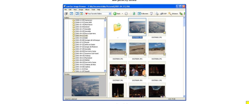 cam2pc - Image Viewer