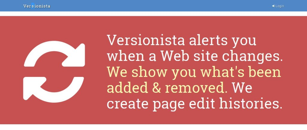 Versionista_ track changes to any Web site