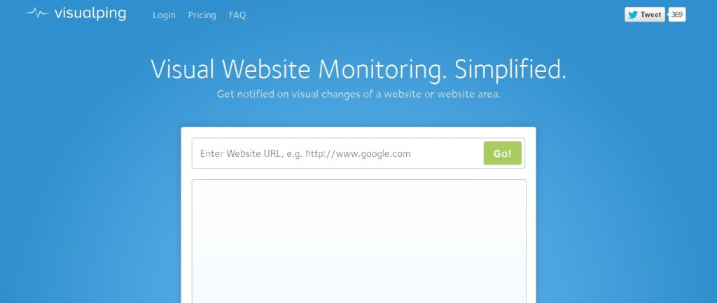 VisualPing - Visual Website Monitoring_ Simplified