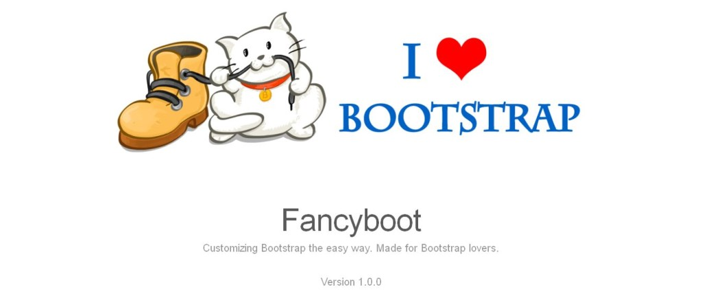 Fancyboot - Customize · Bootstrap