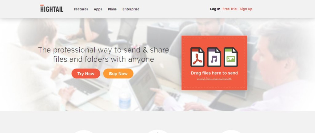 File Sharing, Send Large Files, Access Files from Any Device Hightail