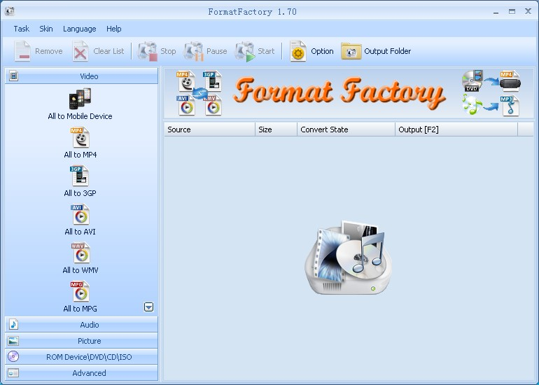 FormatFactory DVD Ripper download