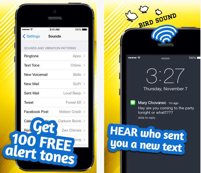Free Alert Tones - Customize your new voicemail, email