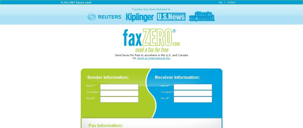 Free Fax Free Internet Faxing