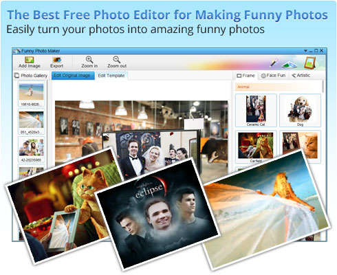 10 Photo Collage Maker Software For Easy Photo Editing