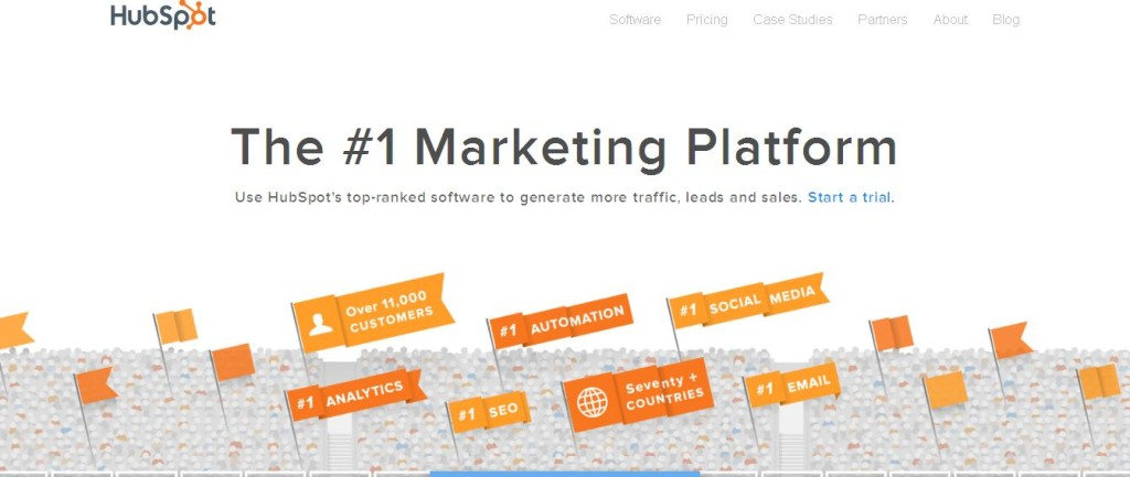 HubSpot I All-in-one Inbound Marketing Software