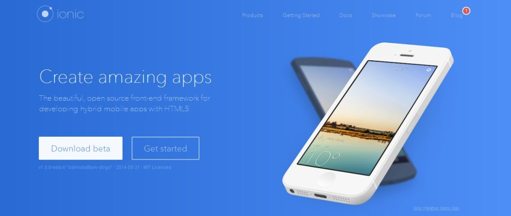 Ionic_ Advanced HTML5 Hybrid Mobile App Framework