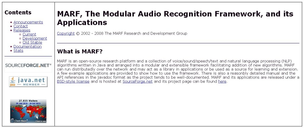 Modular Audio Recognition Framework and its Applications for Speech, Voice, and NLP Processing