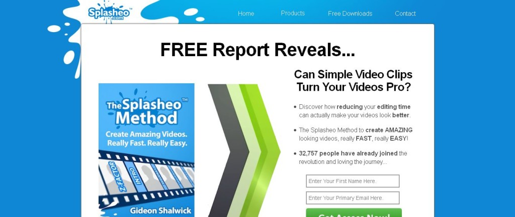 Make Professional Intro Videos with Splasheo's Free Templates