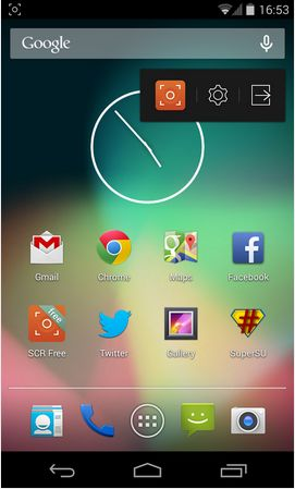 SCR Screen Recorder Free Android Apps