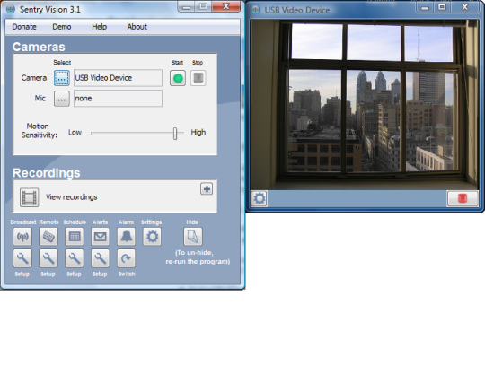Top 10 free webcam chat software for windows for Free internet cam