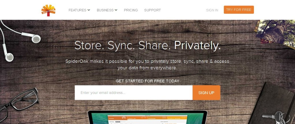 SpiderOak I Online File Sharing & Cloud Backup Software
