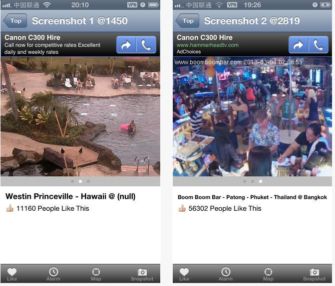 Spy Cams on the App Store on iTunes
