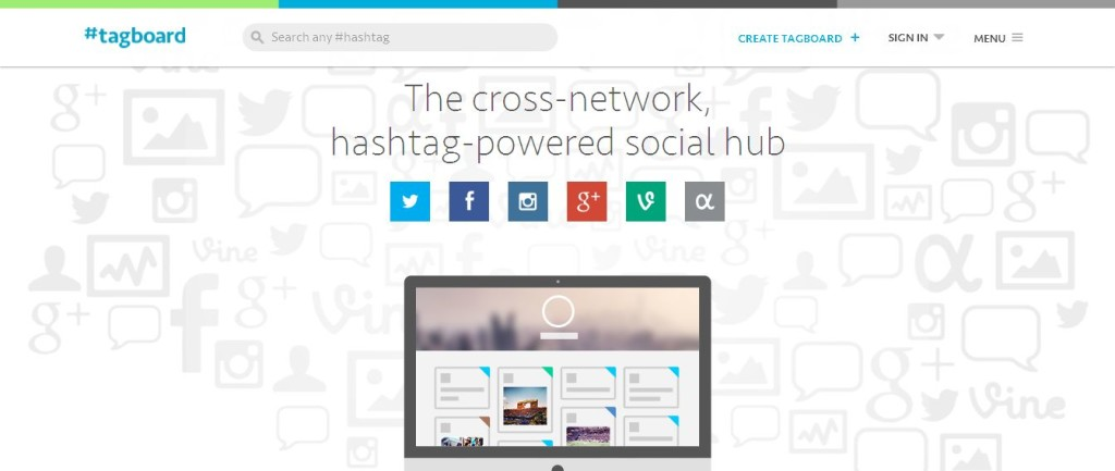 agboard Twitter hashtag