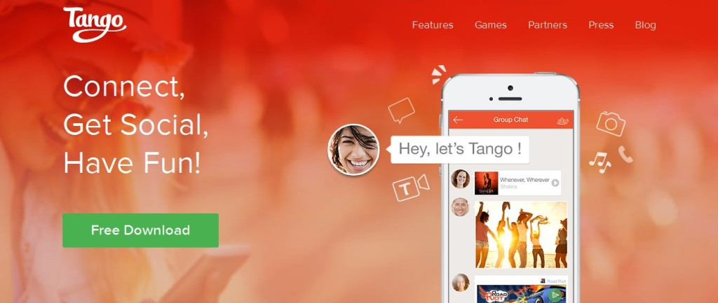 Tango - Free calls and messages