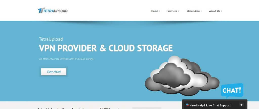 TetraUpload __ VPN Provider I Cloud Storage