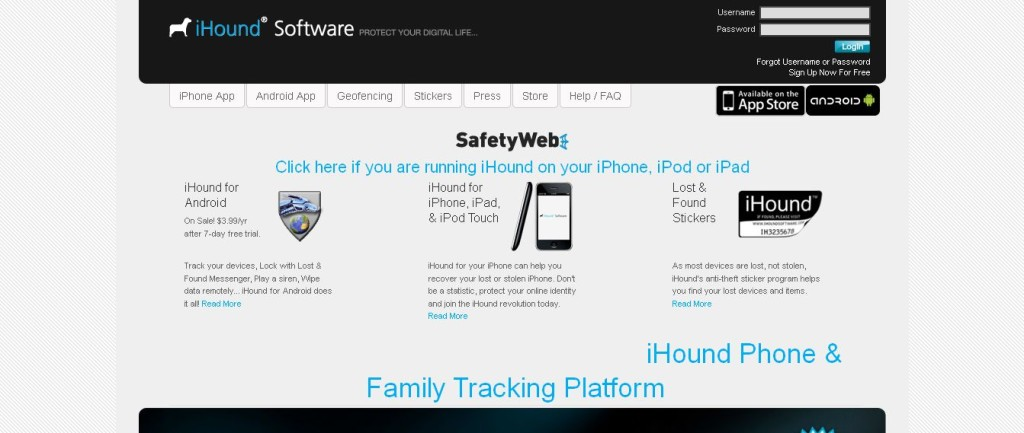 iHound Software - Protect Your Digital Life - Home