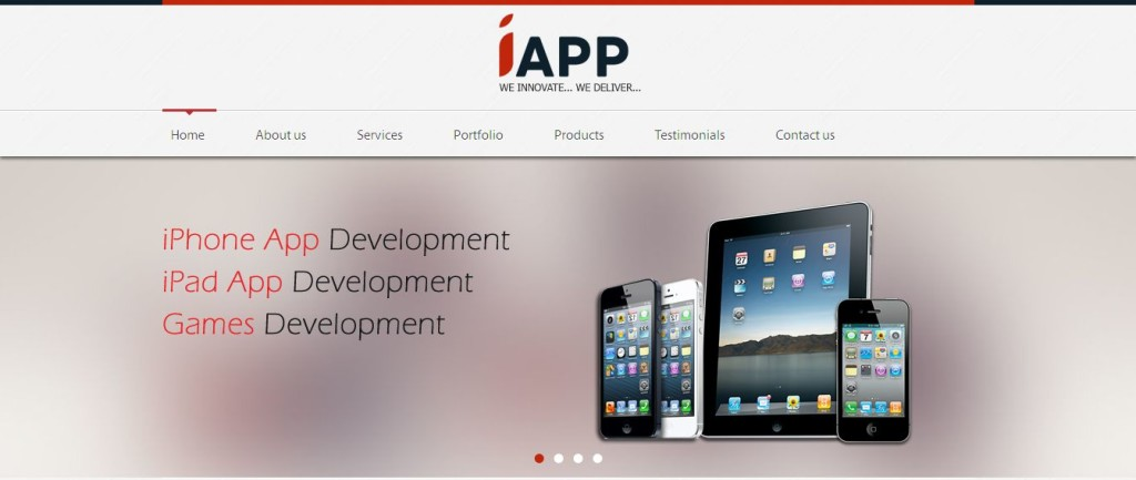 iPhone Apps Development Mobile Applications