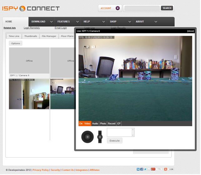 iSpy Chat Recording sofware windows