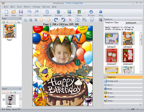 photocollagemax Software
