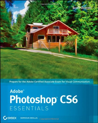 Adobe Photoshop CS6 Essentials Book