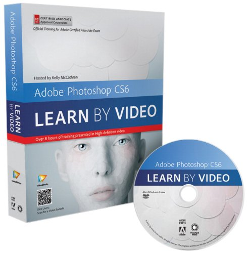 Adobe Photoshop CS6 Learn Book