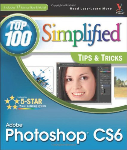 Adobe Photoshop CS6 Tips and Tricks Book