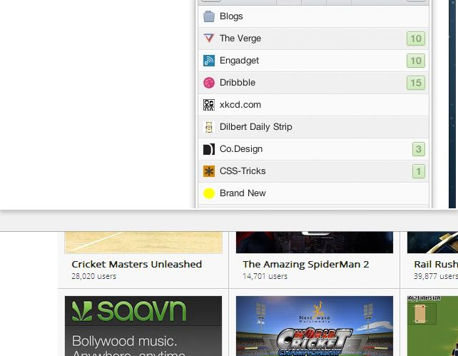 Chrome Web Store - RSS Feed Reader