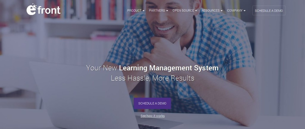 Enterprise Learning Management System Software - eFront LMS