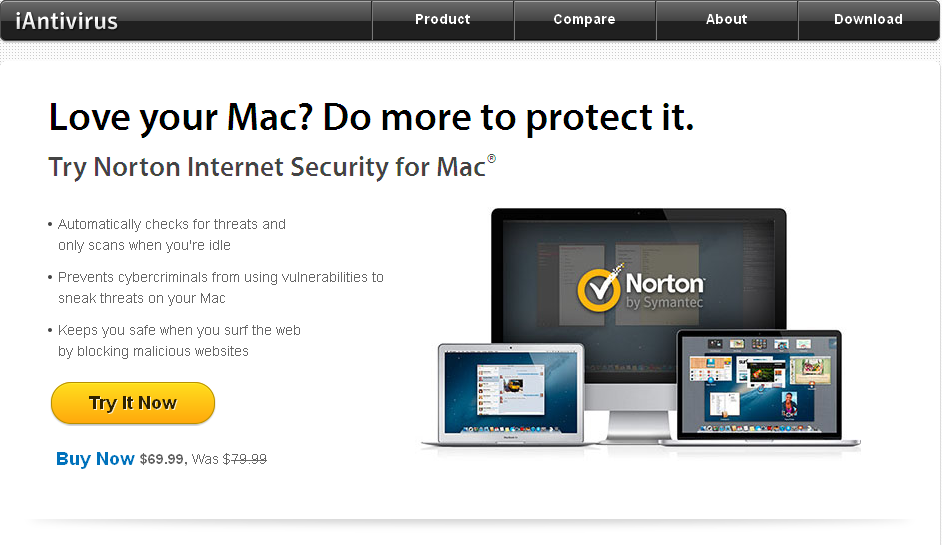 Free Antivirus for Mac OS X I iAntivirus