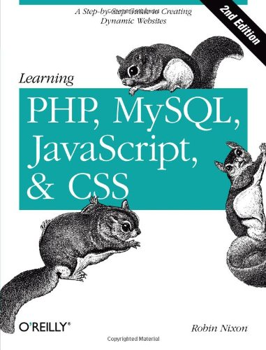 Learning MySQL JavaScript Book
