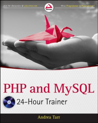 MySQL 24 Hour Learning Book