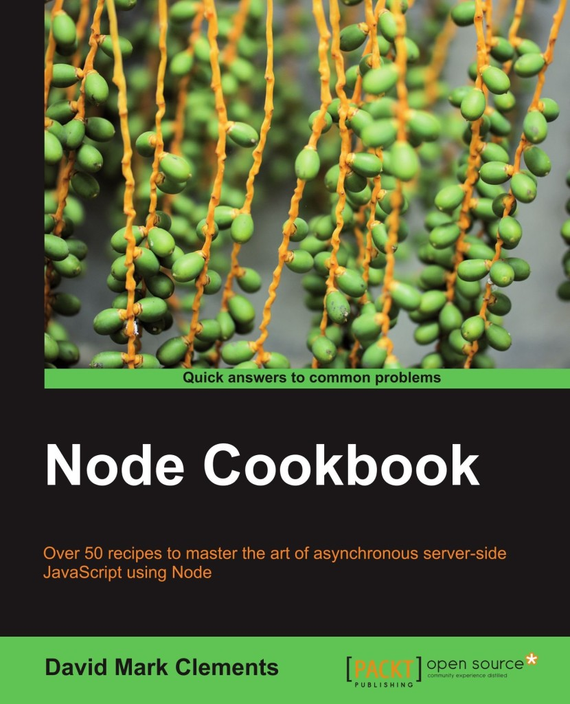 Node Cook Book