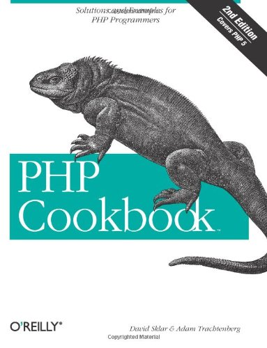 PHP Cookbook Solutions and Examples