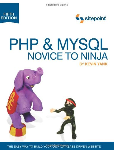 PHP MySQL Novice Book