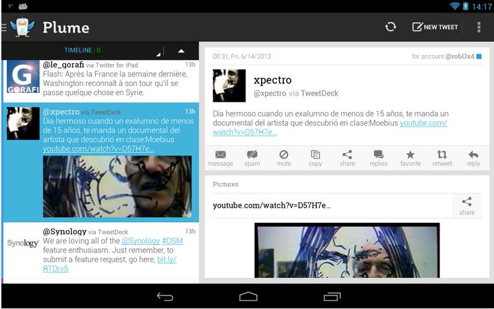 Plume for Twitter - Android Apps on Google Play