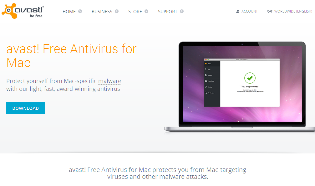avast! Free Antivirus for Mac I Security Software for Apple OS X