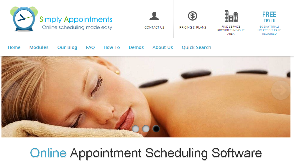 Best Online Appointment Scheduling Software-Simply Appointments