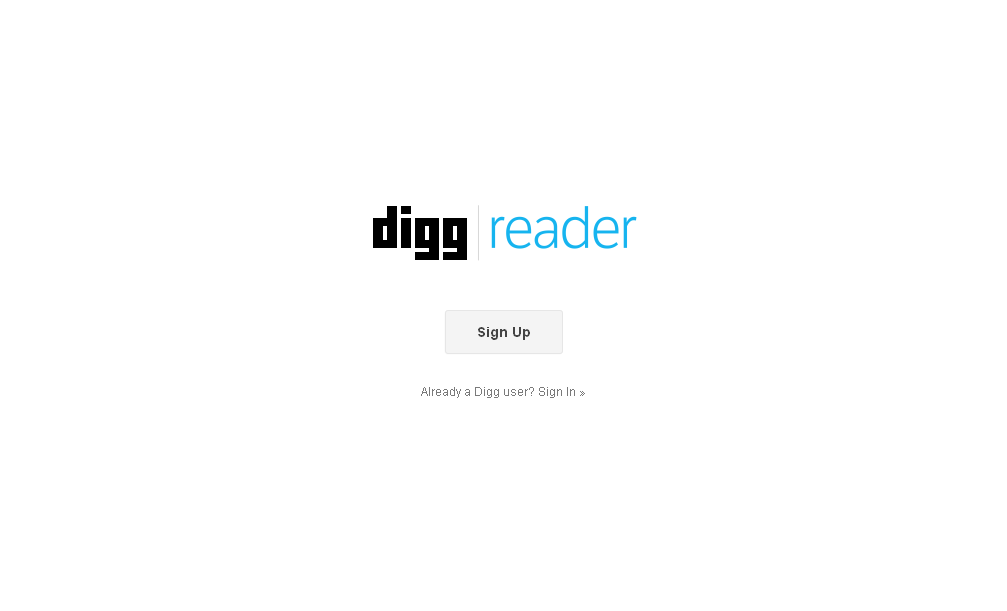 Digg Reader I Manage and Read Your RSS Feeds