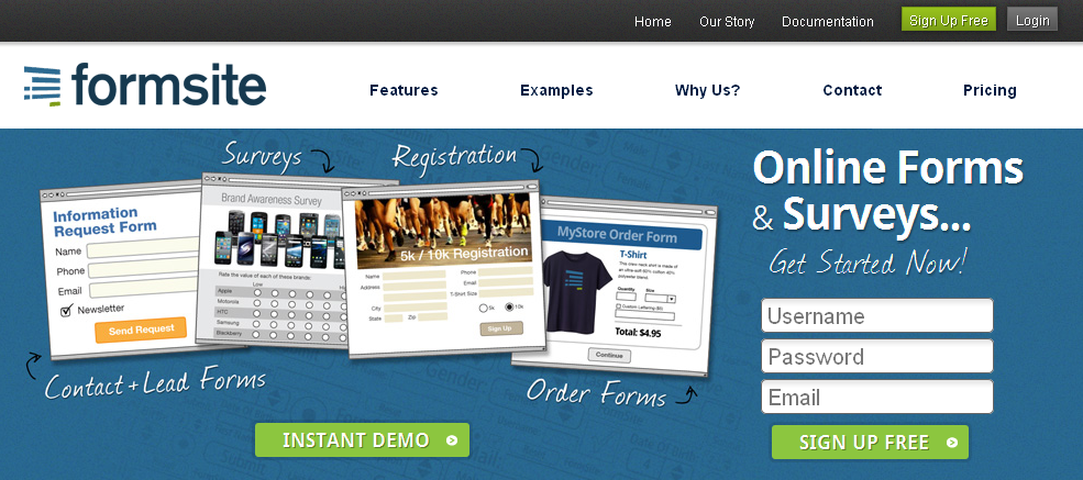 FormSite - Online Form Builder_ Create HTML Forms & Surveys