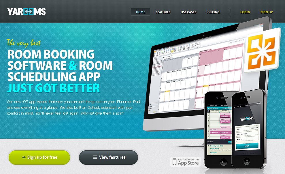 Room booking software, Meeting room scheduling software