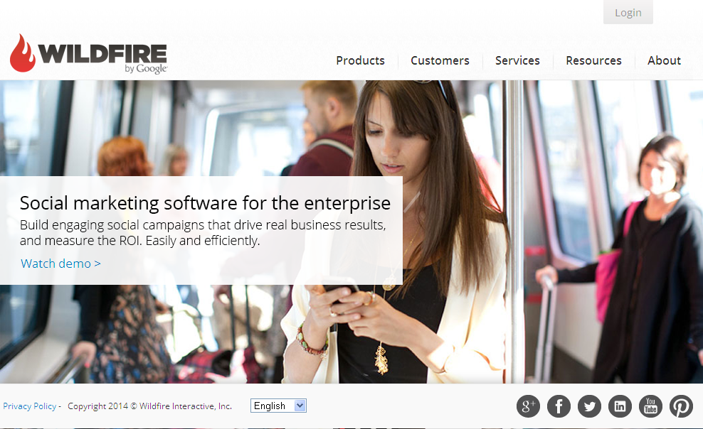 Wildfire I Complete Enterprise Social Media Marketing Software