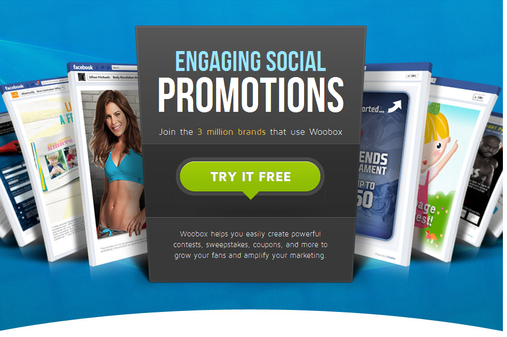 Woobox - Sweepstakes, Coupons, and more for Facebook Pages & Twitter