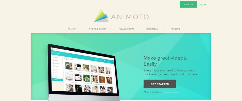 Animoto - Video Maker & Photo Slideshow Maker I Animoto