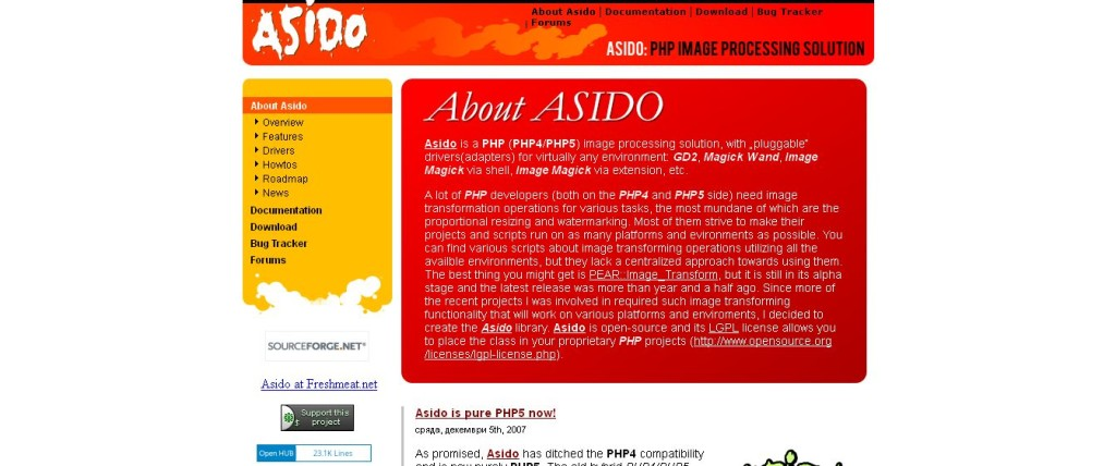 Asido_ PHP Image Processing Solution